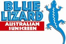 We've got you covered / ... covered with Blue Lizard Australian Sunscreen. I plan to use it at the beach, pool and water parks. The cap turns blue when exposed to UV rays. How cool is that? #BlueLizard #wevegotyoucovered