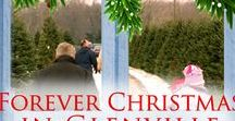 Forever Christmas in Glenville / Forever Christmas Tree Farm is the heart of Glenville. The place where locals and visitors gather and attend events, not only at Christmastime but all year 'round. An enchanting place, a place of new beginnings, a refuge for those in need—a place of love.