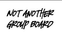 Not another group board / Pick your own Pod of Anything! As long as you pin 10-15 pins. Use the ending pin to let others know they can start. ~ @blownxawayx94 To be added to the board send me a message.