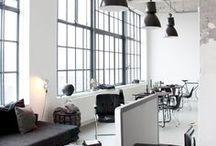 LIGHT / Iluminações criativas, minimalistas e industriais para todos os cômodos de uma casa.