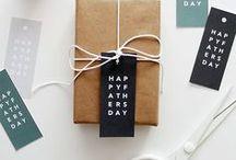 PACKAGES / Ideias de embrulhos e forma de embrulhar presentes para todas as épocas do ano.