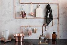 KITCHEN / Cozinhas e coisas de cozinha para inspirar.