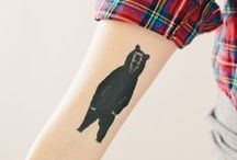 ♥ Tattoos / by Ron Ron