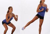 fitness/inspiration / by Mallory Wintercorn