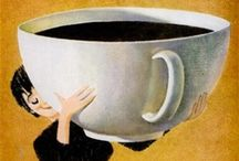 Una Tazza Di Caffè! / A caffeinated life | All bits of the world of coffee, from every continent.  / by Aslı Omur