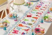 QUILTS AND APPLIQUE / Quilts, applique, placemats, mug rugs, potholders etc. / by Christina Nilsson