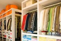 closets / by jessica