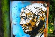 Arte Urbano / Graffitis, dibujos y demás arte que me encuentro por la calle (imágenes mías)