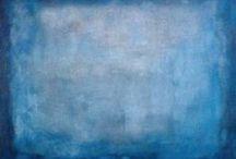 Art Survey №26: a blue mood