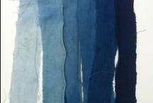 Color Study №2 : Indigo / the blue of the azulejo