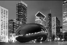 Chicago, my old home / by Kecia Beltz