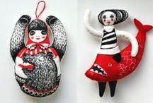 Doll inspiration / Dolls I want to make / by Ron Ron