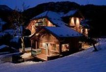 Ski chalets & apartments in France / http://www.alphaholidaylettings.com/ski_chalets_accommodation_rentals