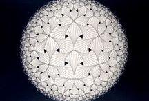 Zentangles y mosaicos / Dibujos y mosaicos repineados de otras personas