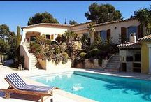 Villas in France / http://www.alphaholidaylettings.com/rentals/France