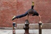Yoga / Posturas de yoga, asanas.