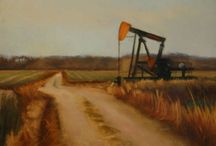 History of oil wells / by Joan Stutsman