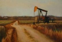 History of oil wells / by Joan Stutsman