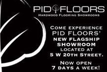 PID Floors | Announcements