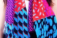 New Scarves 2014 / by chictweak