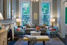 Living Room/ TV Room / by Monica Castillo