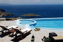 Villas in Greece / http://www.alphaholidaylettings.com/rentals/Greece
