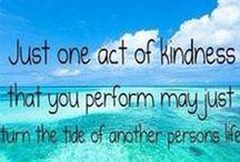 Random Acts of Kindness 2015 / RAKs - do you practice? Little things can make a difference in someone's life today. If you would like to be a contributor on this board first follow the board then contact me on my contact board for an invitation. http://www.pinterest.com/annmackiemiller/contact-ann-board/
