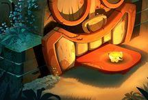 Games   Game Buildings Props / 2D Art for Game Concepts, Building Concept Art, 3D Models for Game Buildings, 3D Models for Game Props, iOS Game Art and Android Games Game Art, UI, GUI, Icons, Game Illustrations :D #UI #HUD #Interface #Game Menus #Game Art
