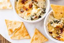 Eat:  Dips, Cheeses, and Fondues