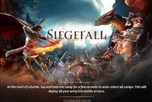Game UI   Siegefall / Siegefall   Strategy Game, World Building Game  App, iPad, iPhone, UI for Casual Games, iOS UI, User Interface, Graphical User Interface, Graphic Design, Games, Screen   Progressions in iOS and Android Games for UI GUI Designers, HUD, Interface, Game Menus, Game Art, Gameloft  www.girlvsgui.com