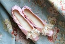 Girly / anything girly, pink, frilly, ruffled, feminine and dainty