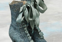 dresses, shoes etc..., robes chaussures .... / by Florence Gravot Créations