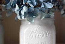 Mason Jars / I always have a spare mason jar... / by Ashley Vacuza