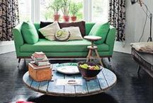 Home: living spaces inspiration