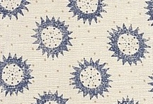 Borderline Fabrics / Borderline is a privately owned textile company founded in 1995 and run by Sally Baring and her husband. Our company reproduces mainly 19th Century document prints for the upholstery and curtain trade.
