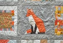 hey there, foxy / by Jodi McKee