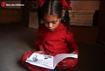 Alphabet Soup / Education / by Save the Children