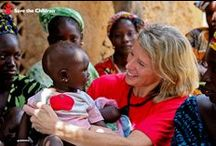Carolyn's Corner / Follow our CEO Carolyn Miles on her trips to the field to make sure that our programs are effective and that our staff has all the stuff they need to help kids. For more follow her on twitter: @CarolynSave / by Save the Children
