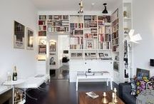 I N T E R I O R S / Inspiring design ideas for home / by Andra Vilmane