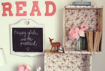 Ideas: DIY / Little great DIY ideas. No muss, no fuss.