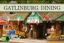 Delicious Places to Eat in Gatlinburg / by Stony Brook Cabins