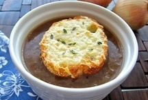 Soup Bowl / Soups and stews perfect for fall and winter meals. / by Tasha A
