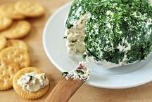 Foods-Cheeseballs / by Mary (Twinkle) Brady