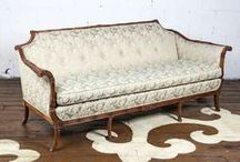 For sale: Sofas / by Chairloom/Co-Lab.