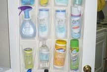 Cleaning/organization / by Debbie Park