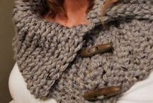 Knitting and Sewing / Easy knitting/sewing projects