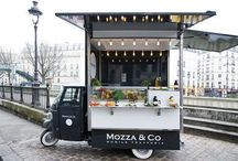 food trucks / Maybe one day I will have my food truck, in the meantime I pin my favourite ideas