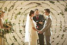 Wedding: Ceremony decor
