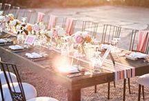 Wedding: Reception and decor ideas