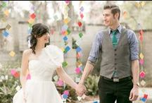 Wedding: Cool couples
